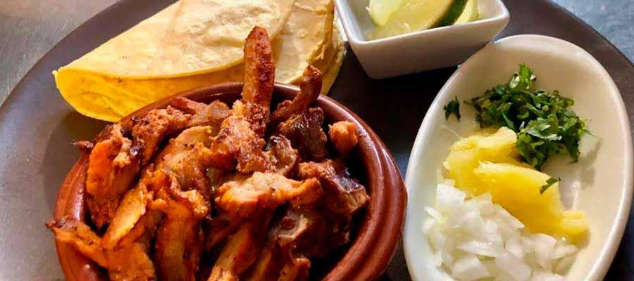 Tacos Cazuela al Plato