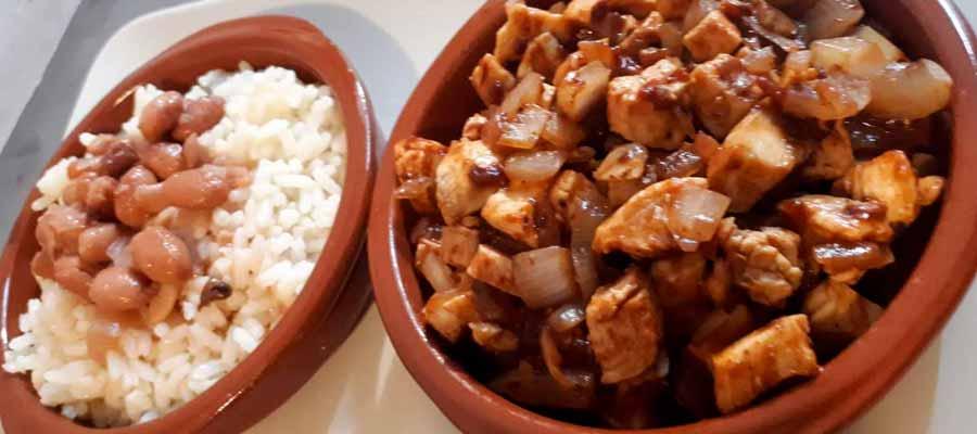 Tacos Puntas Chipotle